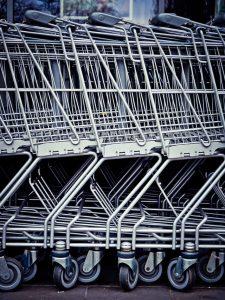 shoppermotion cart trolley