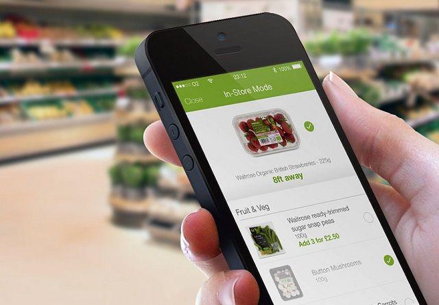 Waitrose Beacons App